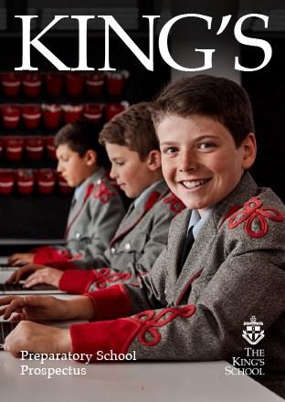 The King's School, The Preparatory School Prospectus