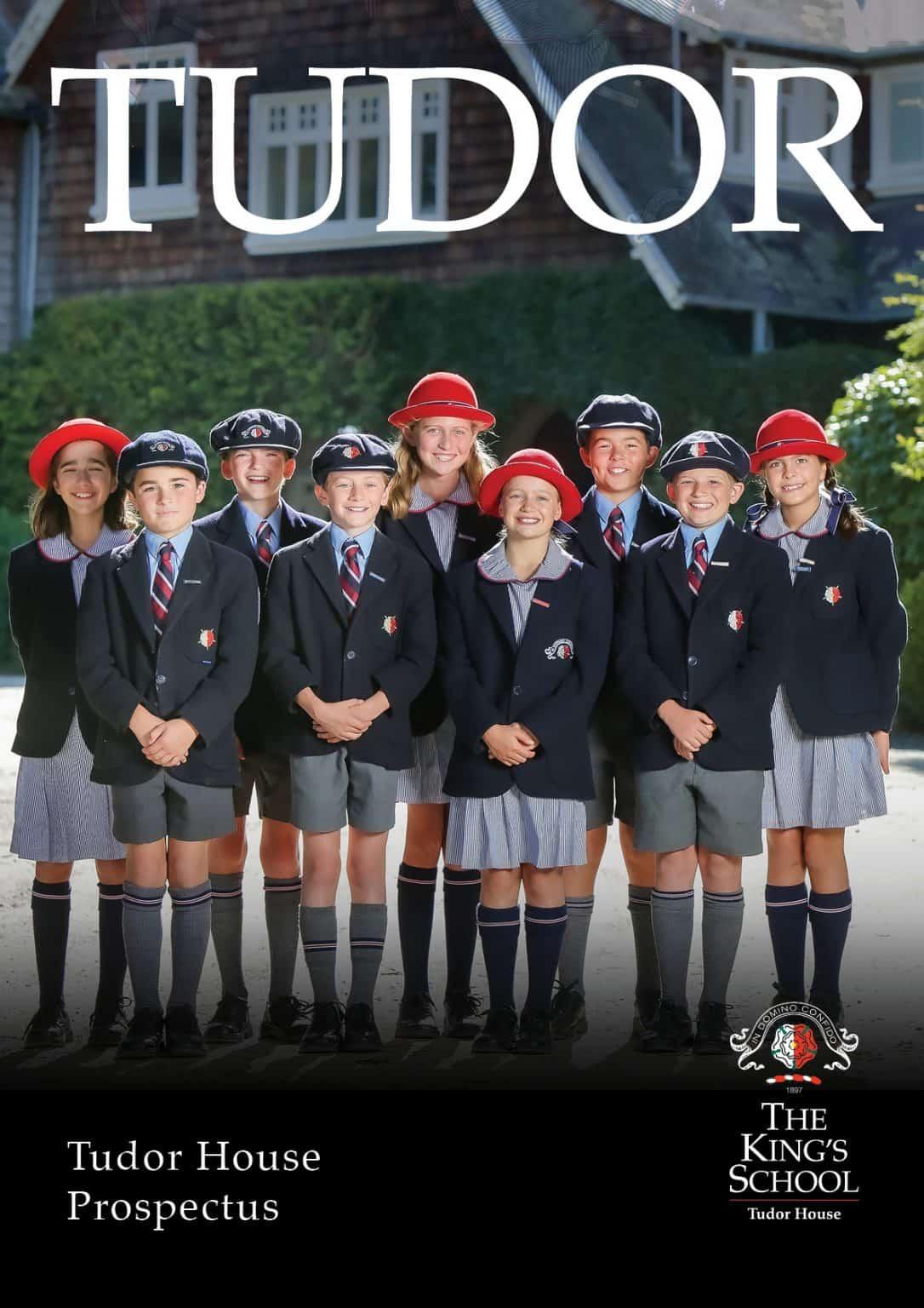 The King's School, The Tudor House School Prospectus